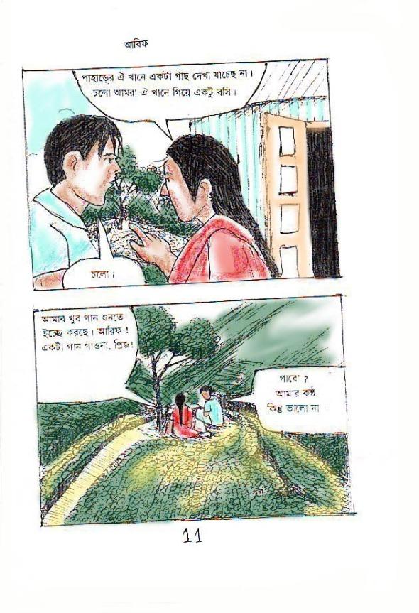 Arif's Dream 11