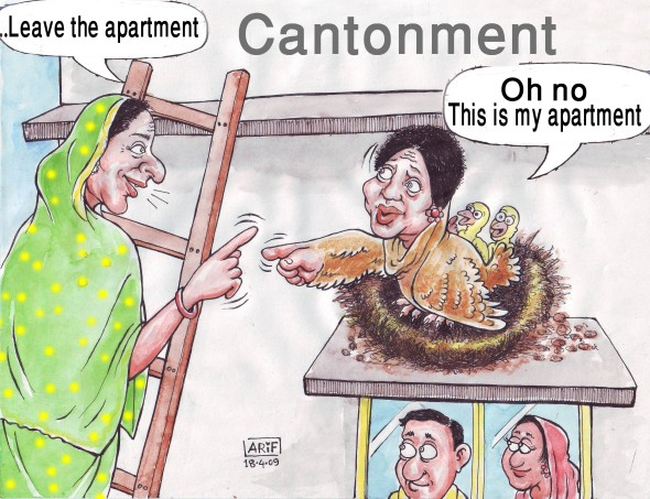 cantonment