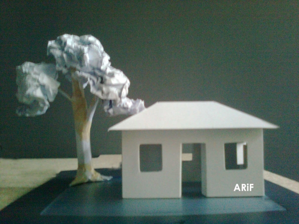 paper-house
